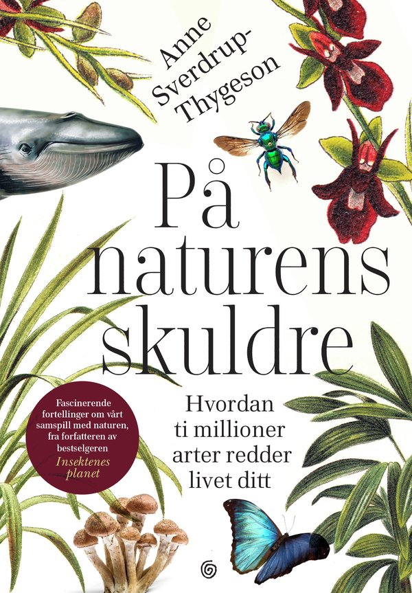 På naturens skuldre_cover